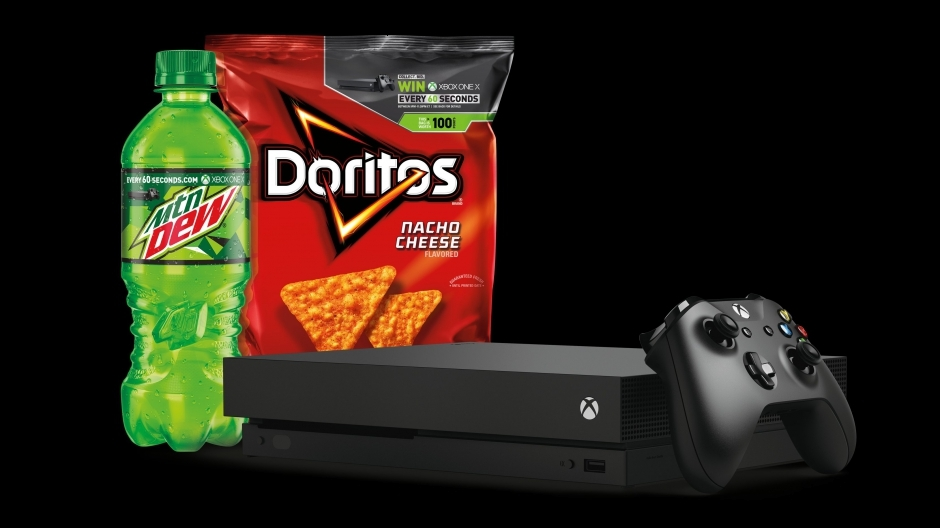 Xbox Give Away Contest Every60seconds.com