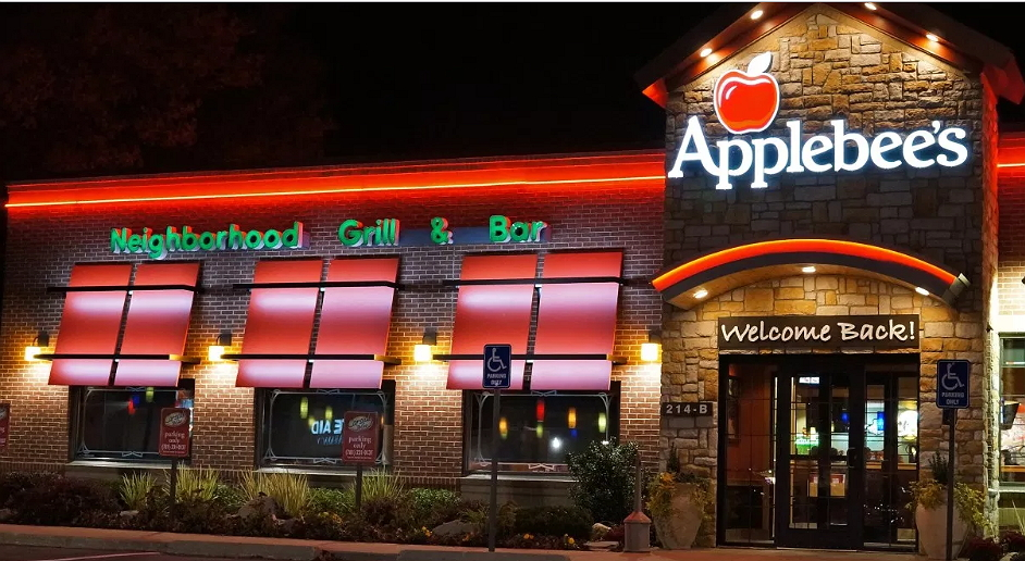 applebee's grill & bar restaurant