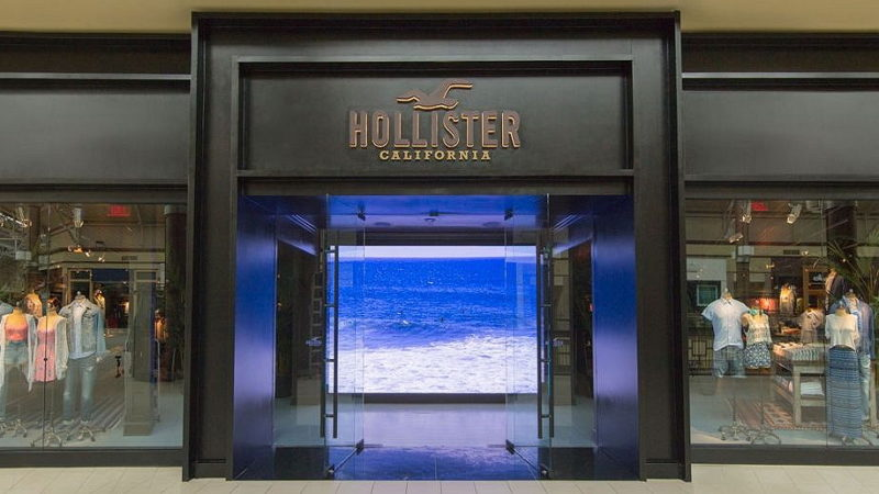 Hollister Official Store