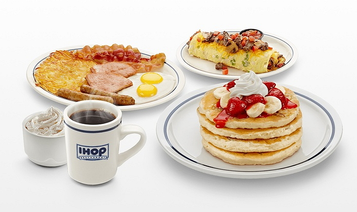 talktoihop survey with pancakes