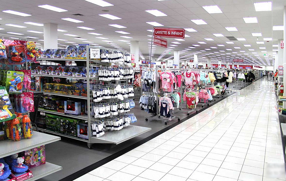 baby items and gift items at burlington