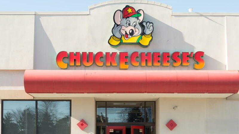 chuck e cheese restaurant