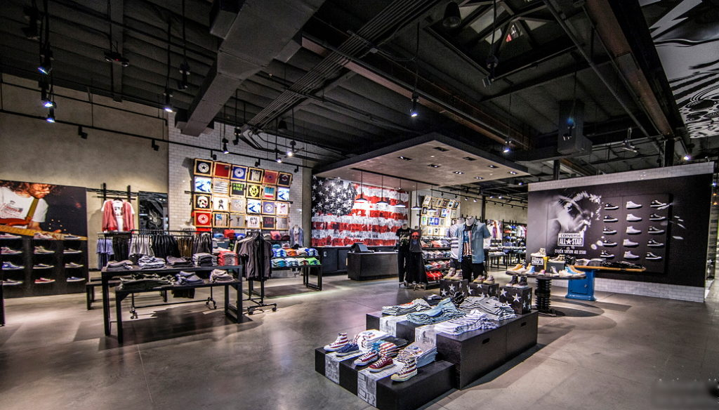 different products at converse company