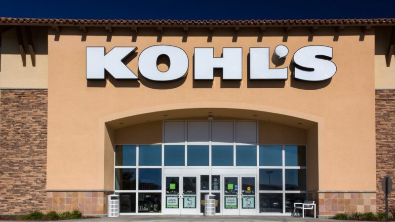 kohls department store
