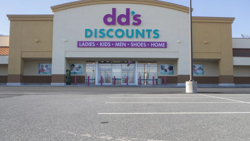 the outlook of dds discounts store