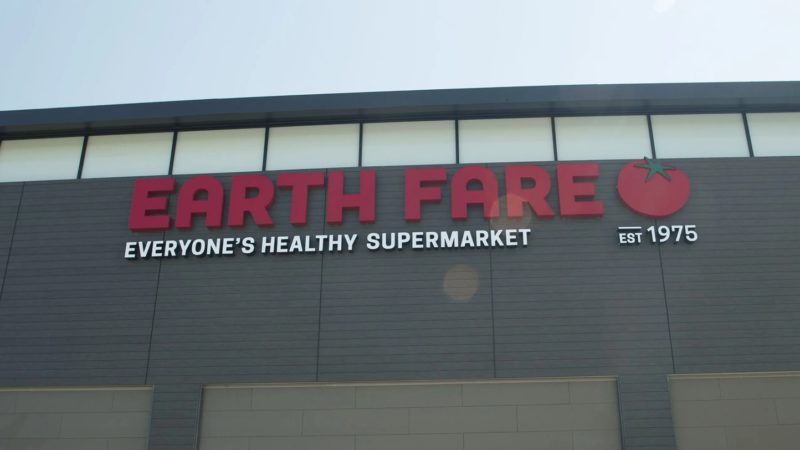 earth fare store front look