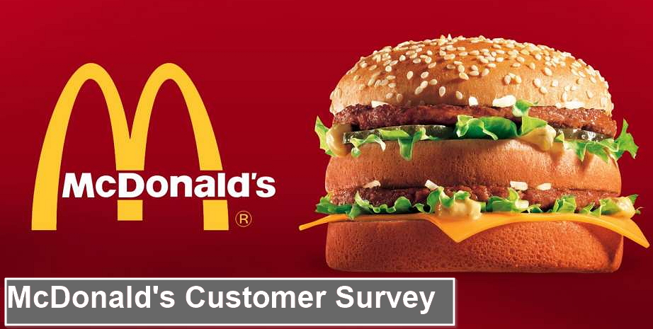 take mcdonalds survey