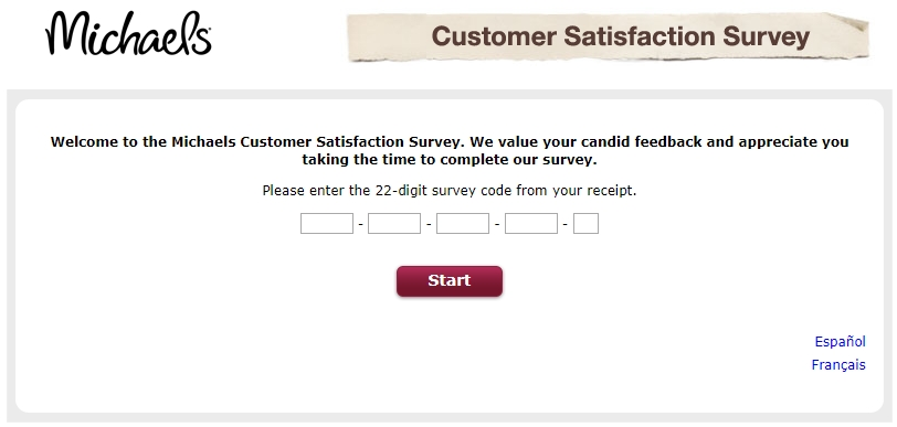 Mymichaelsvisit Take Michaels Cutomer Survey Win 25 Coupon