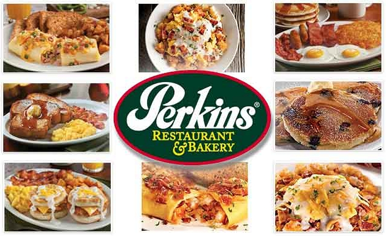 Perkins restaurant food items