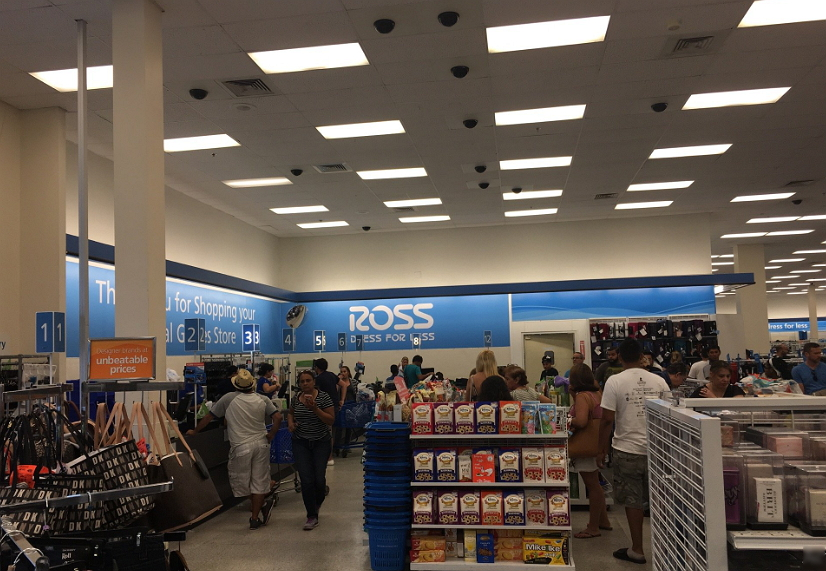 Ross store unbeatable prices