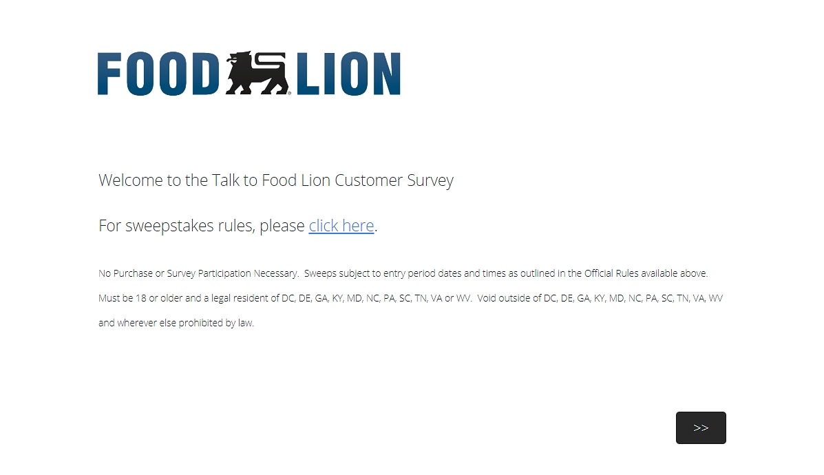 the official homepage of www.talktofoodlion.com