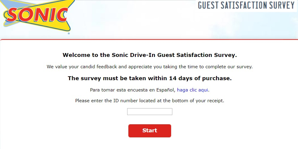 The homepage of www.talktosonic.com