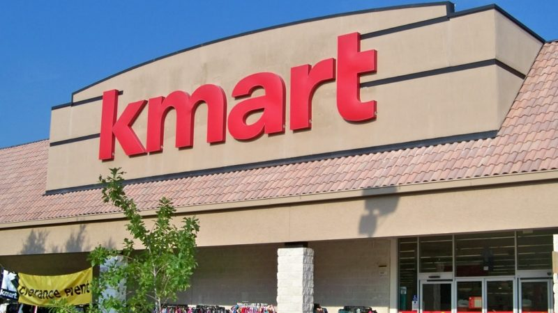 kmart store front