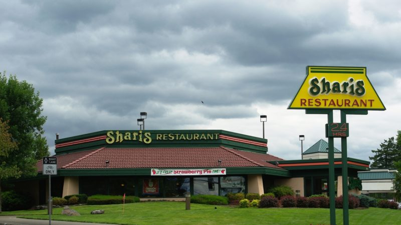 sharis restaurant