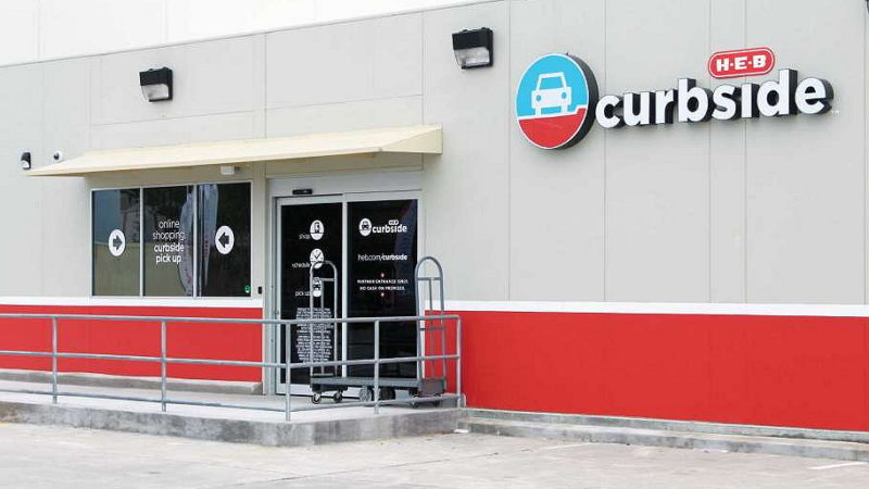 official curbside express store